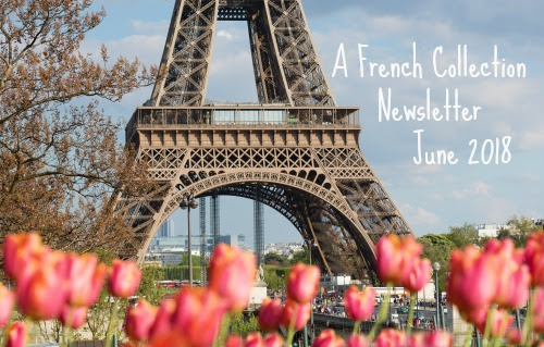 France Newsletter June 2018 A French Collection
