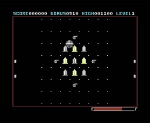 Beyond the black hole - Commodore 64 (2)