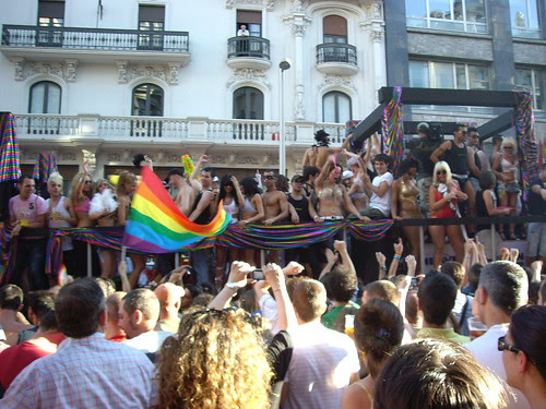 Madrid - Gay Pride Parade