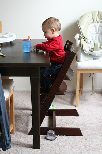 New High Chair (sort of)