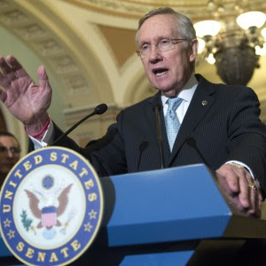 Harry Reid Criticizes GOP Plan Because Illegal Aliens Are Here 'Legitimately'