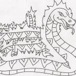 502096 Desenhos do folclore para colorir 10 150x150 Desenhos do folclore para colorir