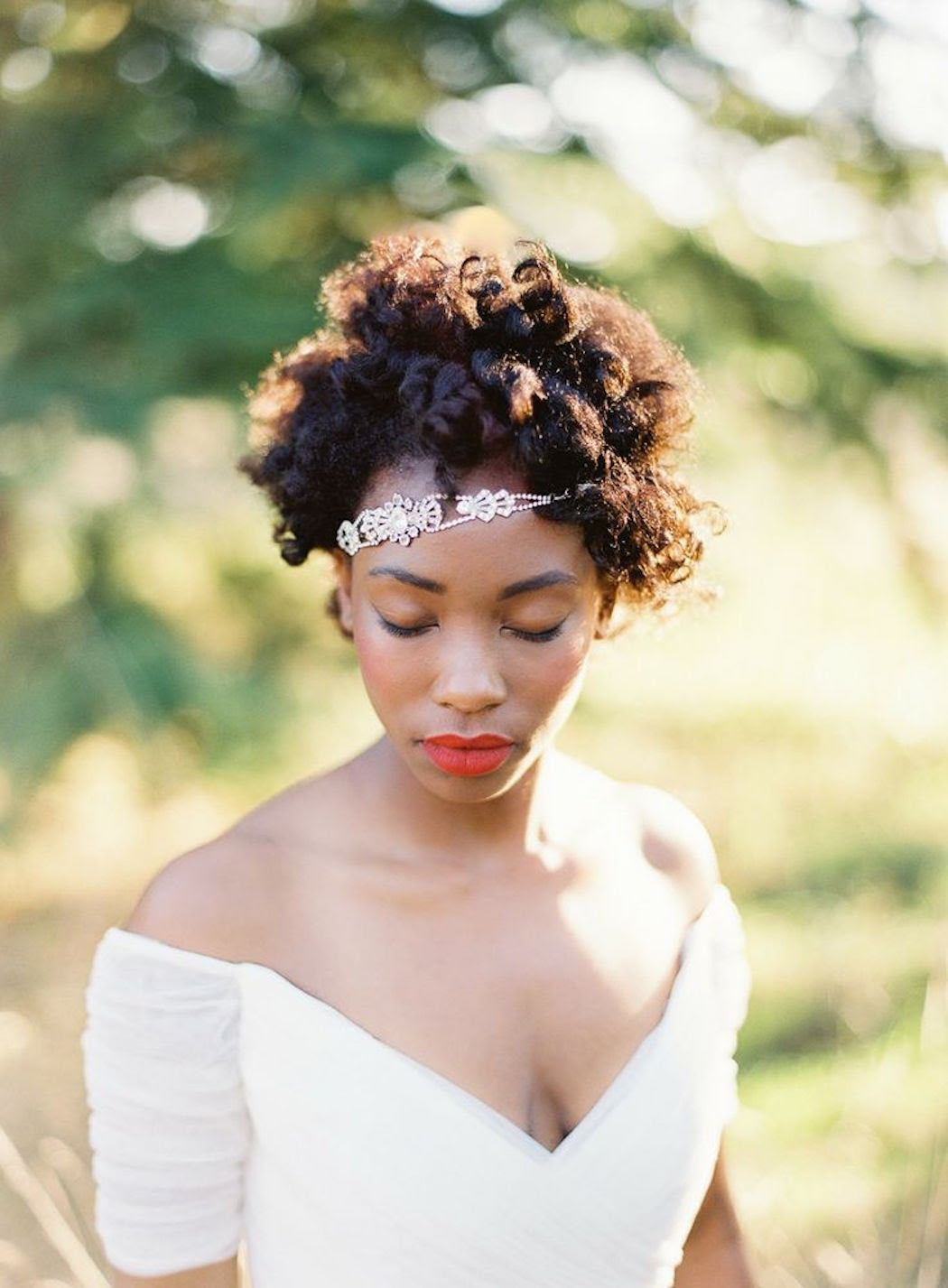 Black  Women Wedding  Afro Hairstyles  Hairstyles  2019