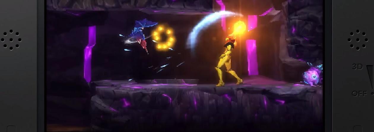 Get a closer look at Metroid: Samus Returns, that 3DS Metroid 2 remake screenshot