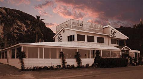 Sunset Restaurant, Malibu  location   Retro Tiki wedding