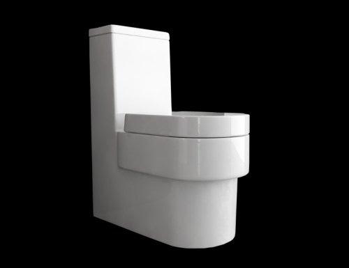 toilettendeckel wellness design toilette klo set frei stehend am boden standtoilette. Black Bedroom Furniture Sets. Home Design Ideas