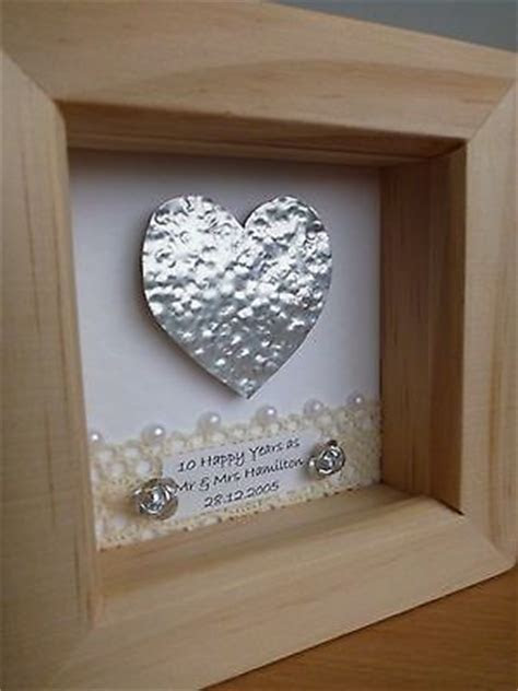17 Best images about 10th Wedding Anniversary Gift Ideas