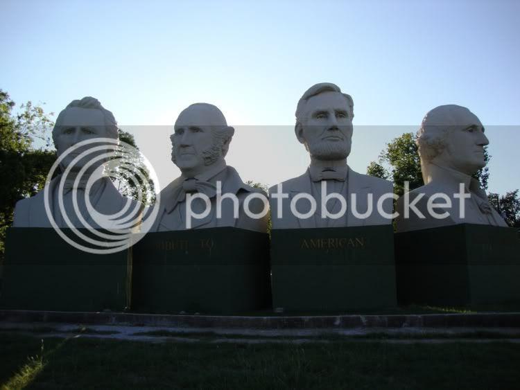 Giant Heads