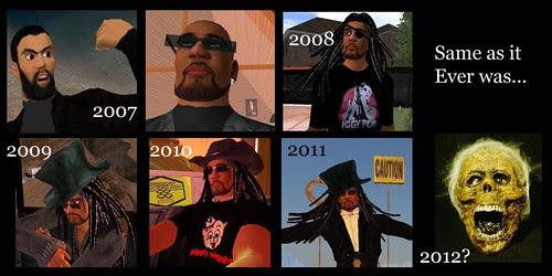 Iggy Evolution