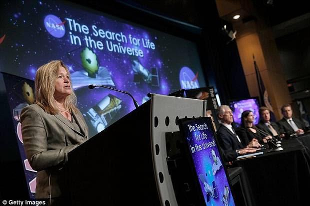 Ellen Stofan, NASA.