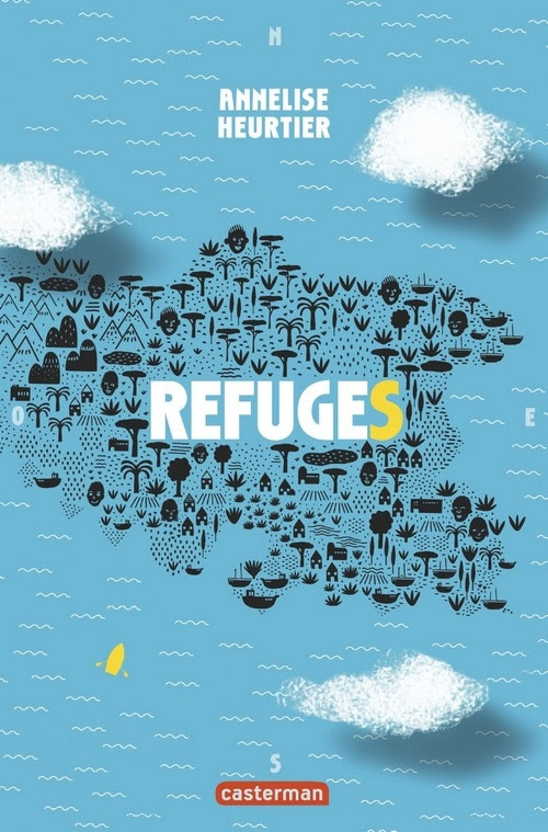 Couverture Refuges