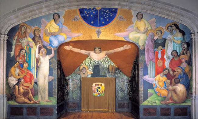 Obras Mas Famosas De Diego Rivera Saberia