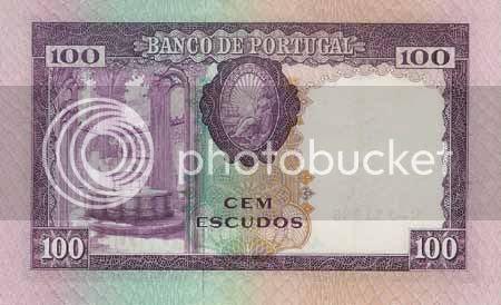 Verso da nota de 100$00, chapa 6A. * Image hosted by Photobucket.com