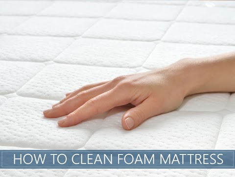 How to Clean Mattress Foam?