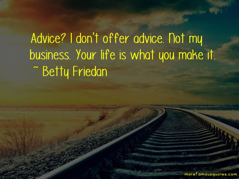 Quotes About Your Life Is What You Make It Top 36 Your Life Is What