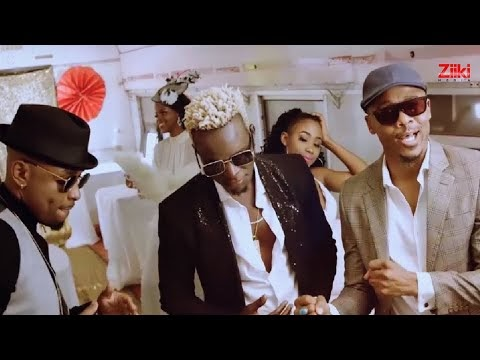 Download Video | Willy Paul Ft. Alikiba & Ommy Dimpoz – Nishikilie