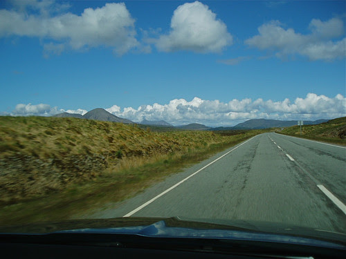 2007 Skye - on the road
