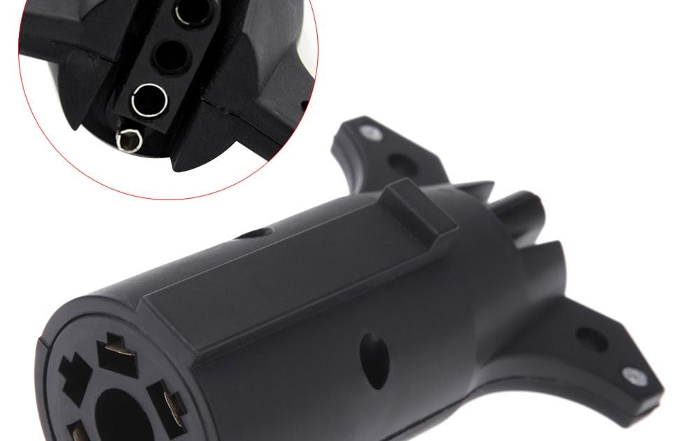 4 Prong Trailer Plug Adapter