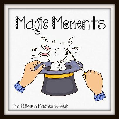 Magic moments.