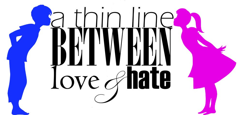 Love And Hate Quotes Sayings Love And Hate Picture Quotes
