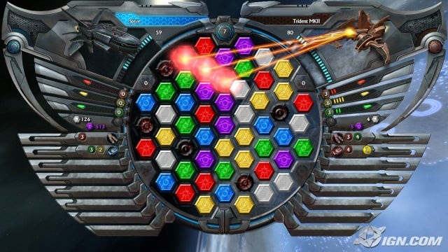 Puzzle Quest: Galactrix Wallpaper
