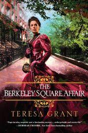 The Berkeley Square Affair by Teresa Grant