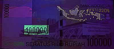 Rupiah 100K