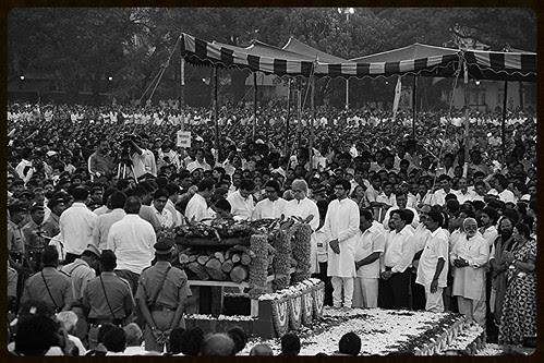 Last Rites Shree Balasaheb Thackeray Shivaji Park by firoze shakir photographerno1