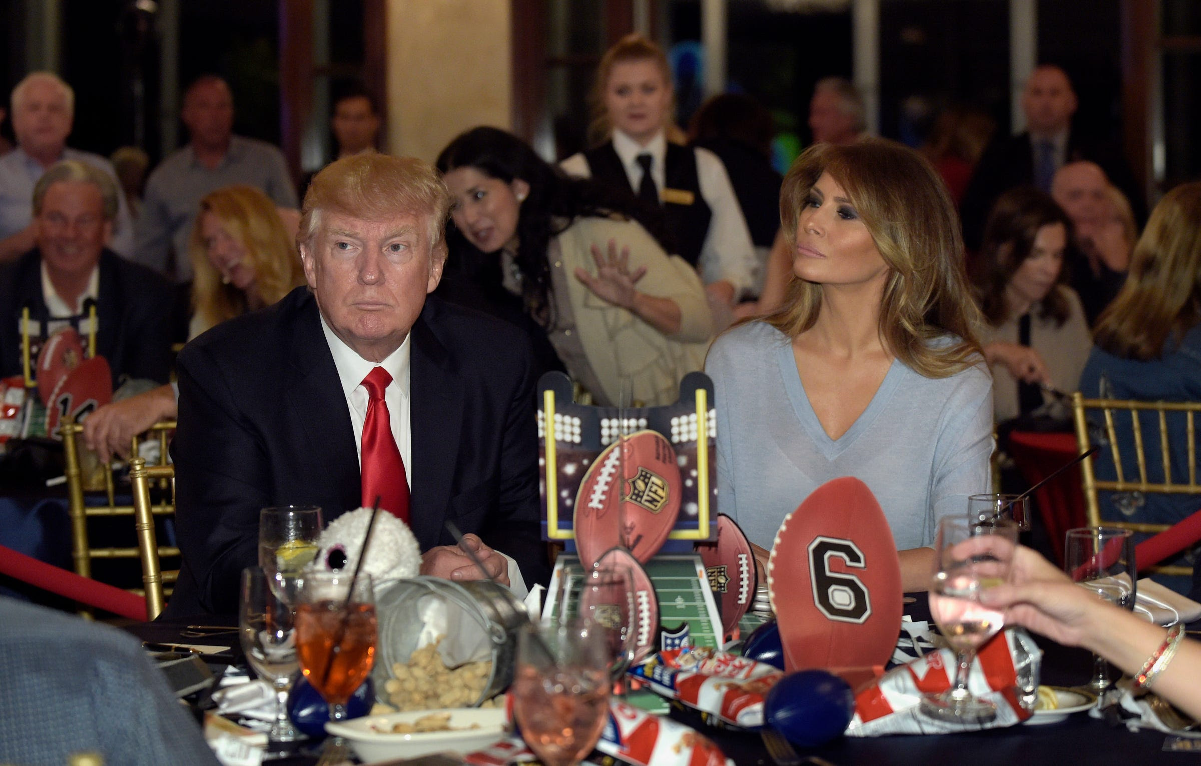 trump super bowl