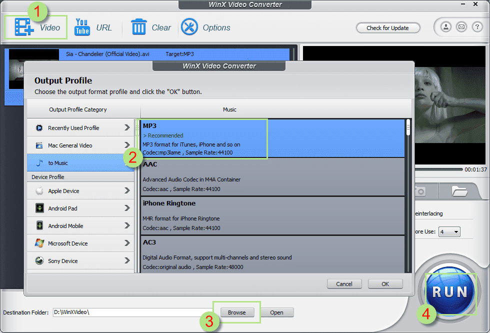 How to Free Convert AVI to MP3 on Windows (10) or Mac (El ...