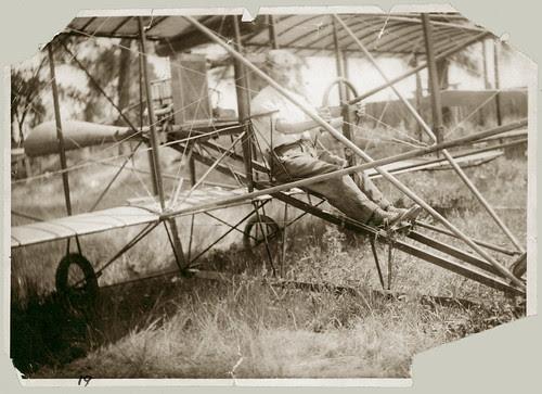 Early Flying Machine