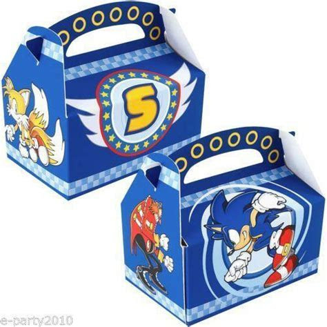 Sonic Party Supplies   eBay