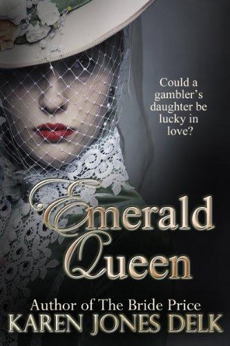 Emerald Queen (A Vieux Carré Romance) by Karen Jones Delk