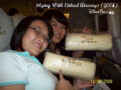 Flying With Etihad Airways