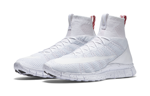 NIKE are very pleased to announce that the Air Footscape Magista Flyknit  and the Free Mercurial Superfly are now available. Air Footscape Magista  Flyknit