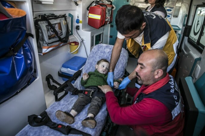atac chimic in Siria
