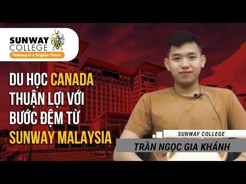 Hội thảo du học Malaysia - Nhiều lộ trình du học quốc tế tại Đại học Sunway