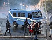 L'assalto alla camionetta (Grosso)