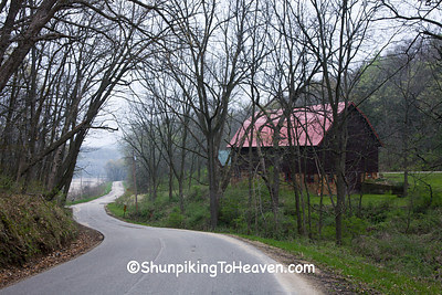 Early Spring Farm Scene, Dane County, Wisconsin