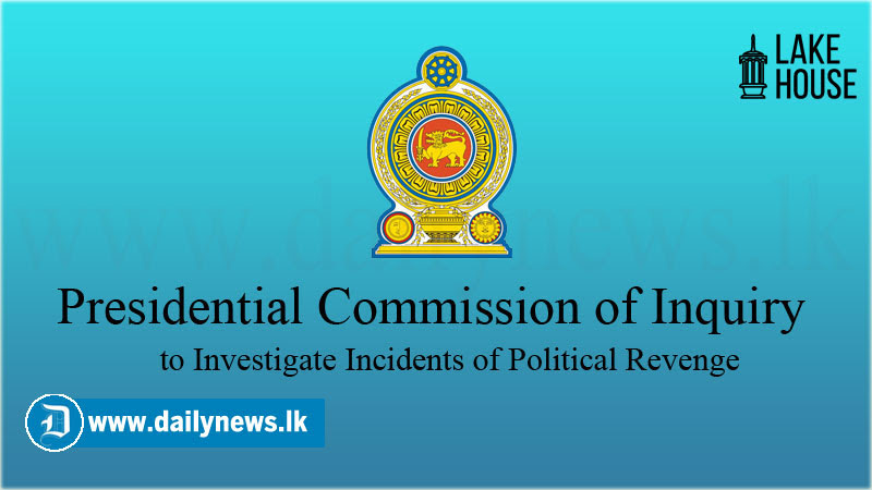 Cabinet approves to implement recommendations of PCoI on political victimization
