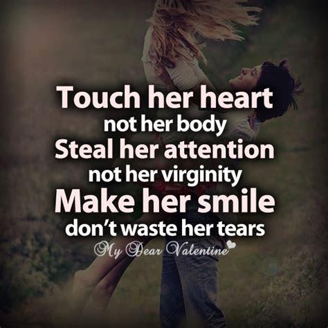 sentulah hatinya bukan tubuhnya curi perhatiannya bukan