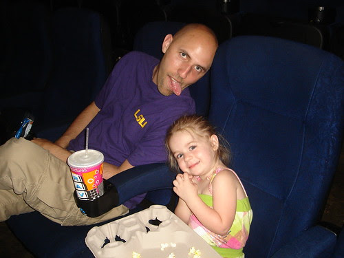 Uncle Beau and Sadie