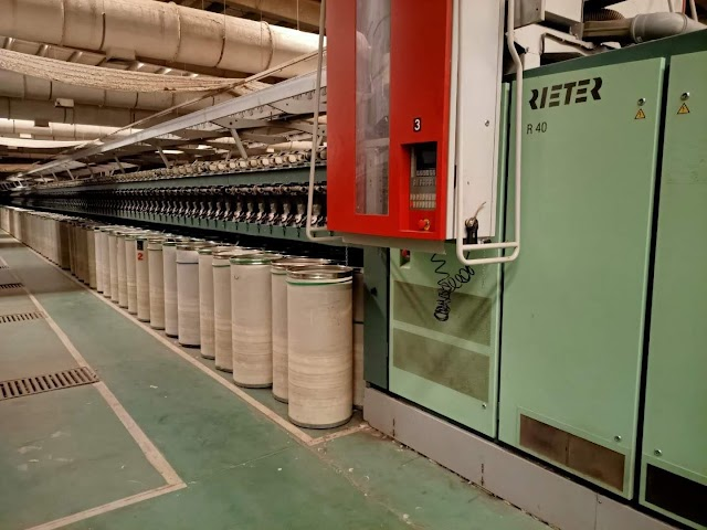 Textile Machinery Mail / Textile Machinery Industry: Innovation Building Needs A ...