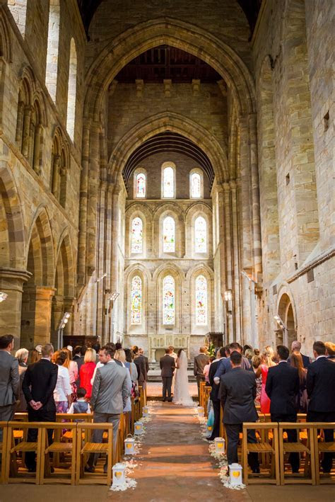 Brinkburn Priory Wedding Photos