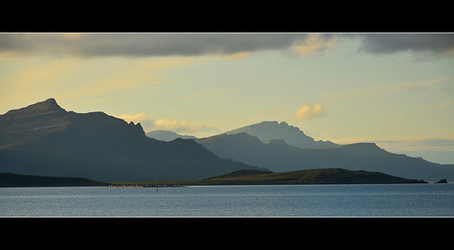 Ben Tianavaig and the Storr by marlesghillie