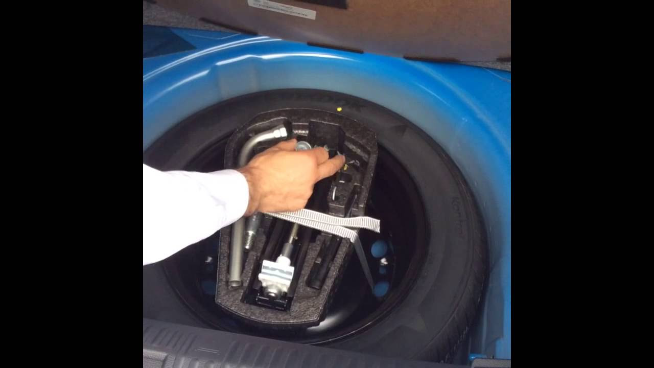 How To Locate Your Locking Wheel Nut On Your Volkswagen