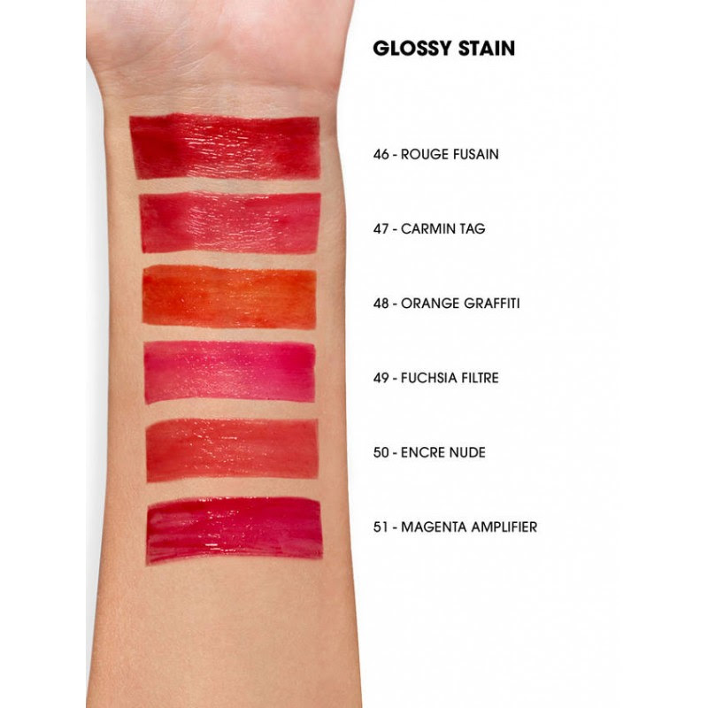 Ysl Rouge Pur Couture Vernis à Lèvres Glossy Stain Dari Gift Beautykitshop