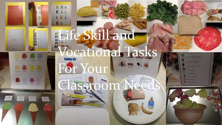 How about some student proven life skill and vocational skill tasks all bundled into one! Visit my store for this great special needs task bundle today!