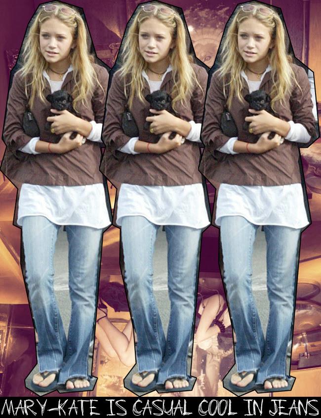 Mary Kate Olsen, Fashion, Vogue