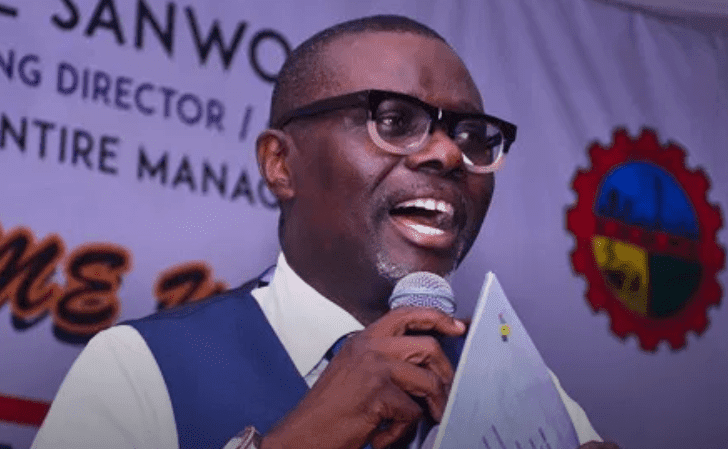 "'Ambode Lied, I Was Never Arrested For Spending Fake Dollars In The US"" Sanwa-Olu Says"